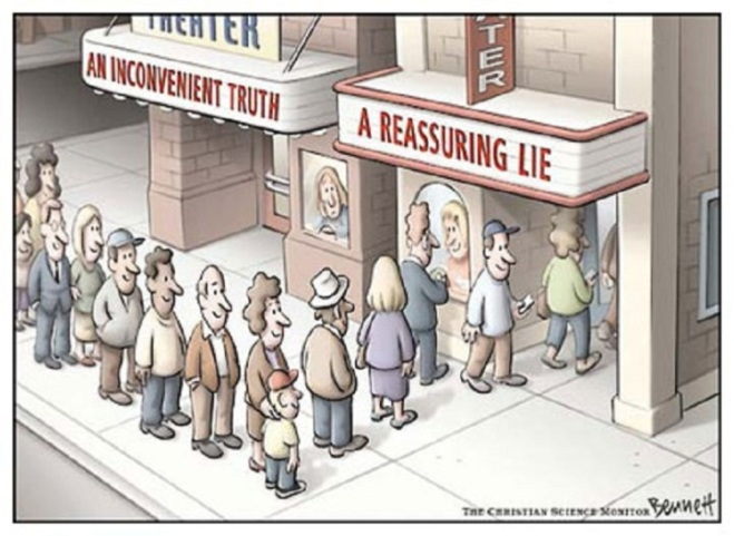 an_inconvenient_truth_vs_a_reassuring_lie