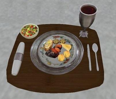 Bosk Steak Tray