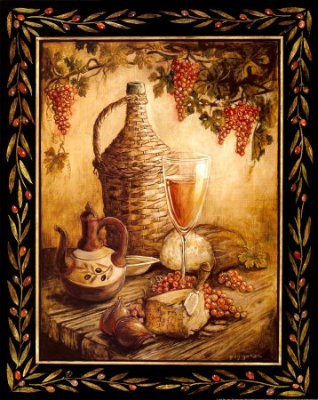 GOR-031-Tuscan-Table-Orvieto-Posters