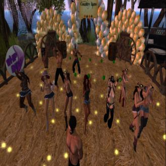 Shai Party4