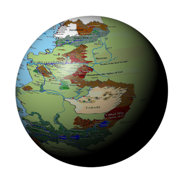 Slave Class- Geography and Culture ofGor