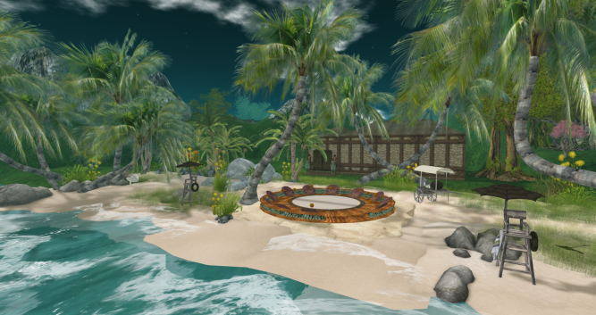 The beach_001