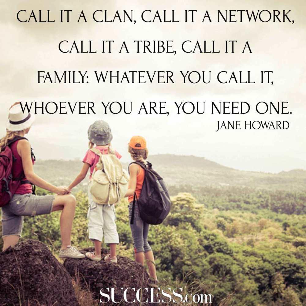 family tribe