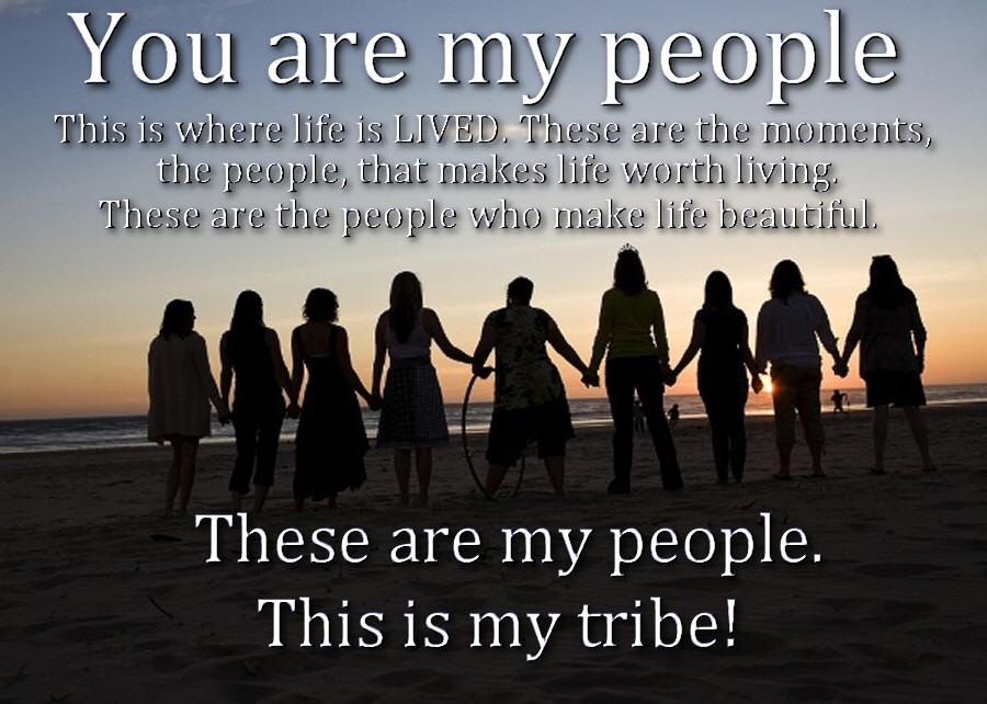 tribe-silhouette meme