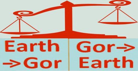 Gor Earth Scale small