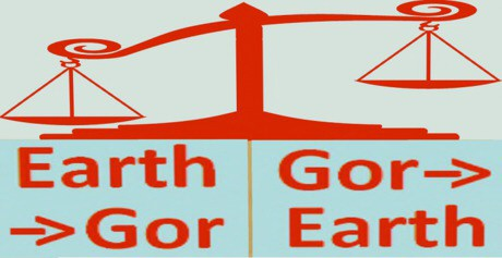 Gor Earth Scale small
