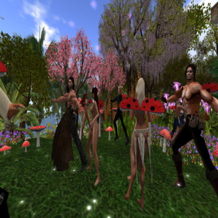 Snapshot _ Caer Cadarn-Authentic Gorean Village-G&S-New_Welcome1