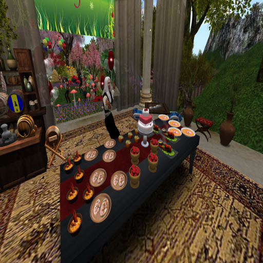 Snapshot _ Caer Cadarn-Authentic Gorean Village-G&S-New_Welcome10