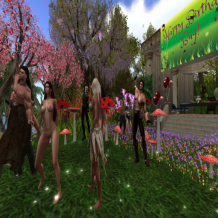 Snapshot _ Caer Cadarn-Authentic Gorean Village-G&S-New_Welcome2