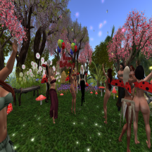 Snapshot _ Caer Cadarn-Authentic Gorean Village-G&S-New_Welcome3