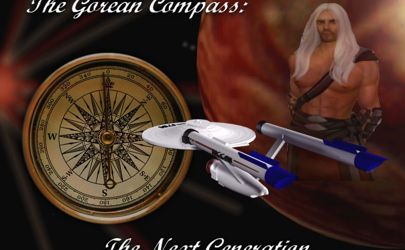 The Gorean Compass – The Next Generation