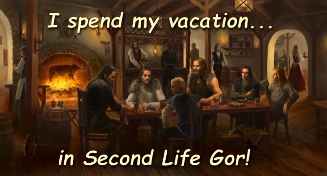 gorean vacation