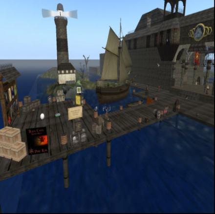 Port Kar Harbor 2009
