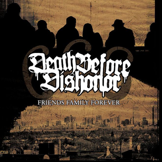 death-before-dishonor-album