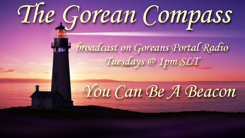 The Gorean Compass Broadcast – featuring The Horettes