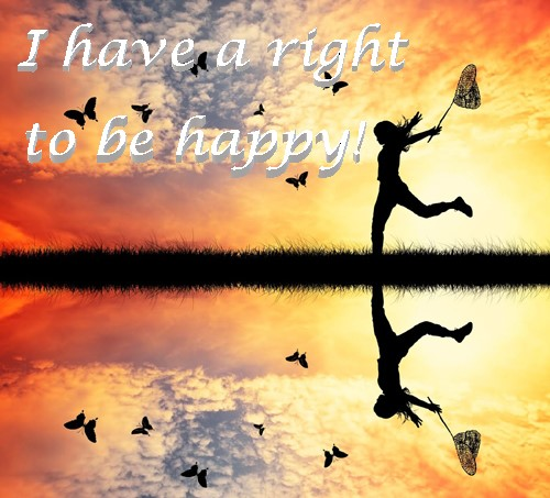 right to be happy