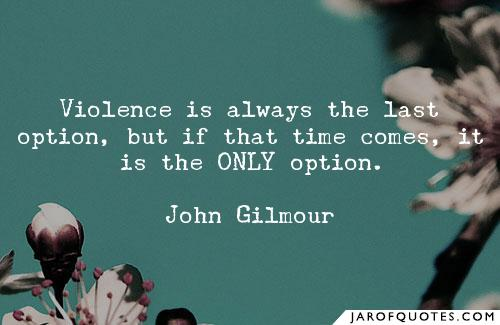 viollence