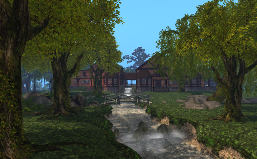 Caer Cadarn and House of Runo New Home