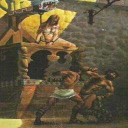 fighting slaves of Gor