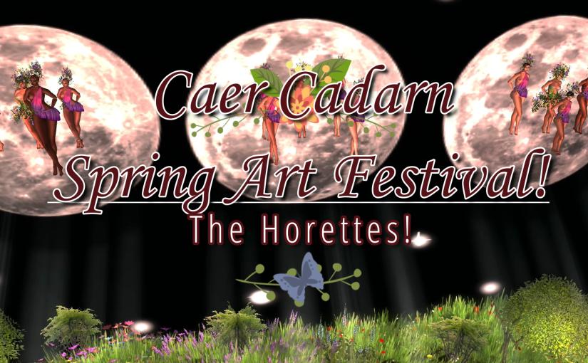Caer Cadarn Fall ArtsFestival!